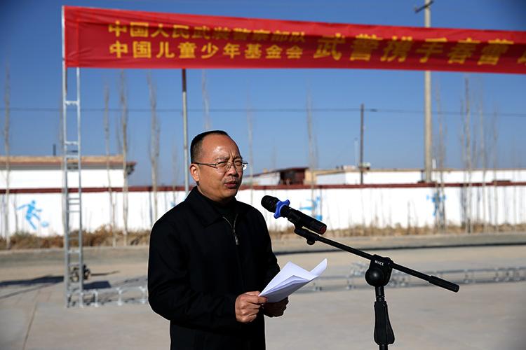 中国儿童少年基金会秘书长朱锡生主持活动0.jpg